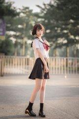 Что может считаться символом женской красоты - хрупкость и нежность юных девочек-японок 125.JPG