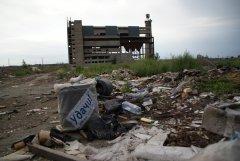 А тем временем в далёкой России. Бедность. Грязь. Помойки и Горе 25.jpg