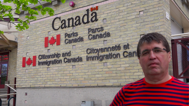 CIC 269 Main Street, Suite 400, Winnipeg, Rospersonal immigration, Evgeny Matveevich Mikhaylov.png