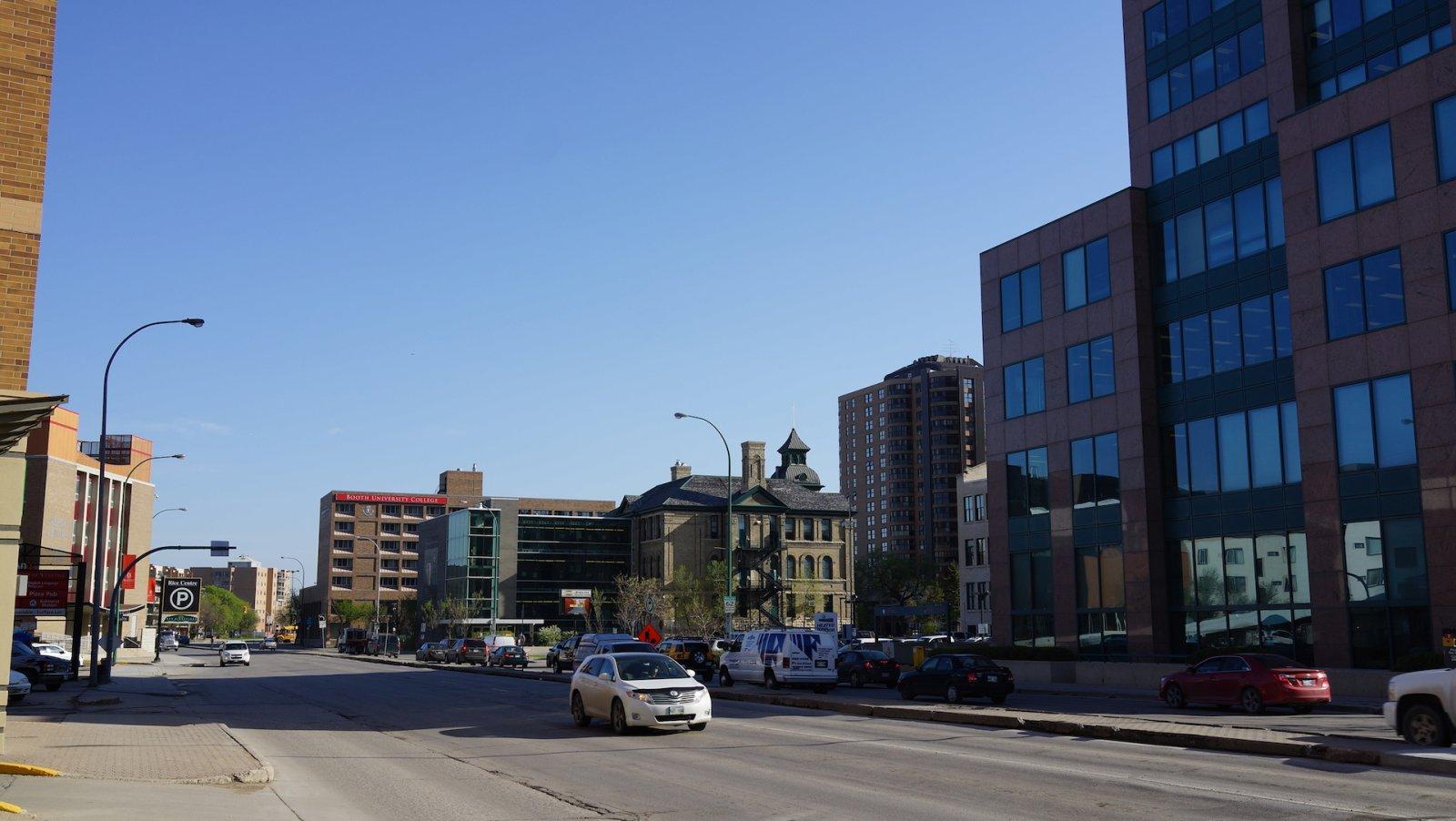 Booth University College, Winnipeg, Rospersonal.JPG