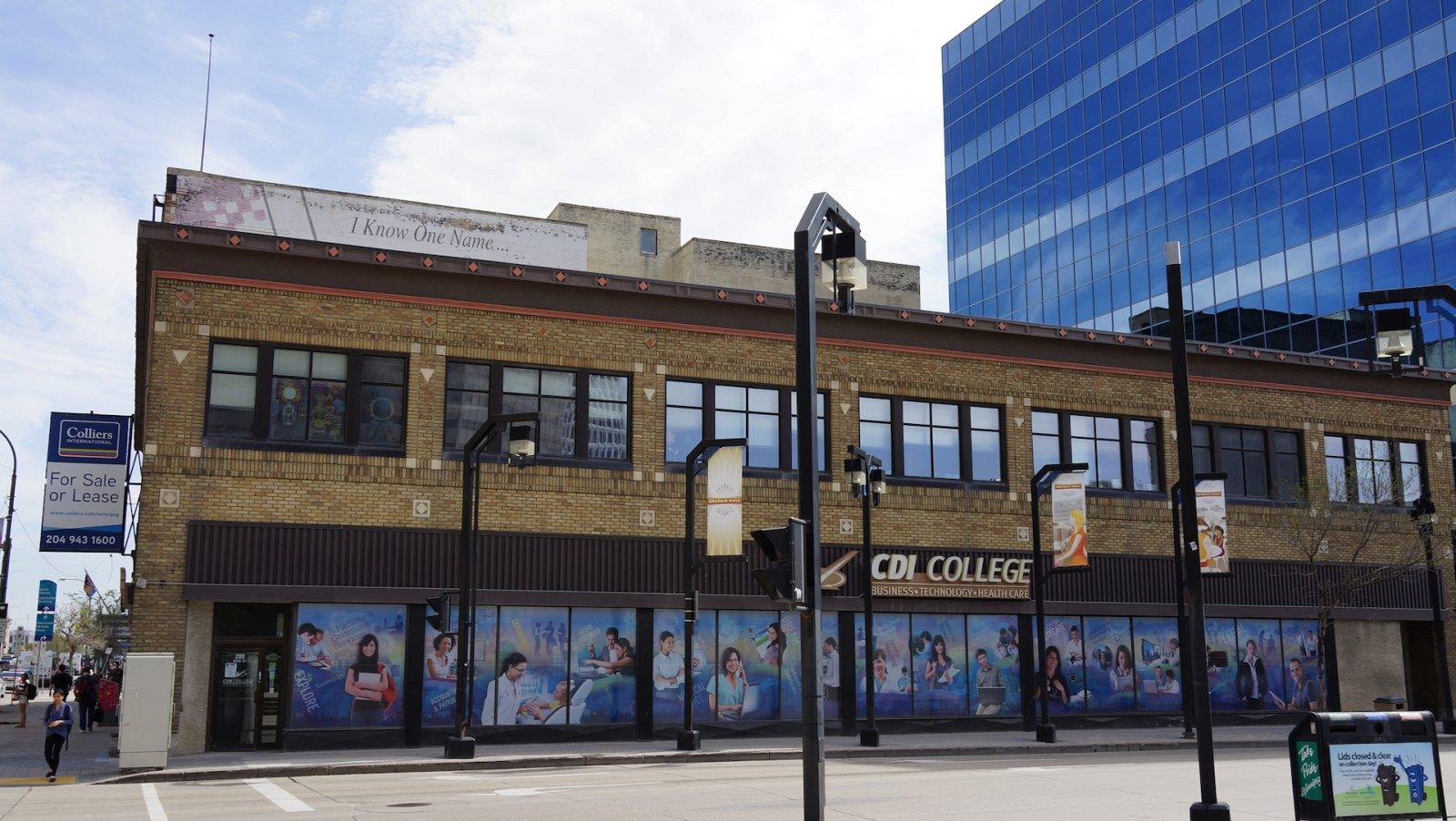 CDI College, Winnipeg, Rospersonal.JPG