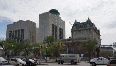 Down town, Winnipeg, Rospersonal.JPG