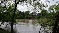 Assiniboine river, Winnipeg, Rospersonal.JPG
