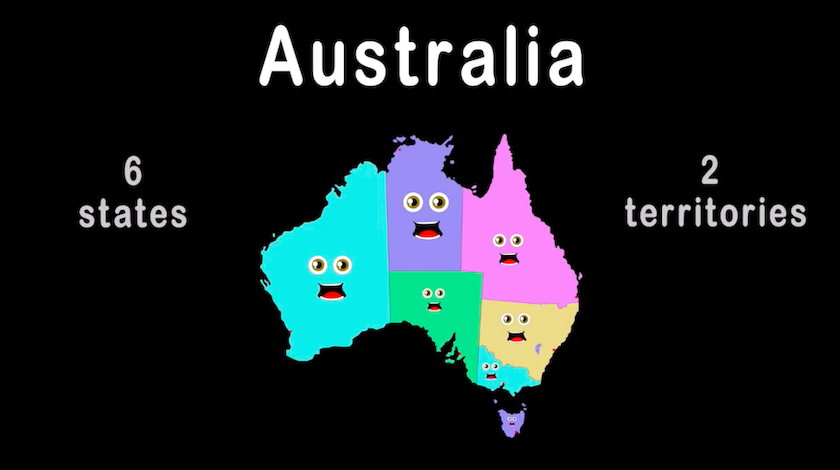 All Australian states and territories, State Skilled Nominated visas 190:489, Rospersonal, Evgeny Matveevich Mikhaylov, immigration agent, Australia, Welcome!.png