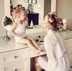 Что может считаться символом женской красоты? - да просто Дочки-матери!25.JPG