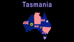 Tasmania State Skilled Nominated visas 190:489, Rospersonal, Evgeny Matveevich Mikhaylov, immigration agent, Hobart, Tasmanian devil, Australia.png