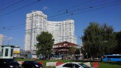 Жилое высотное здание по проспекту Вернадского, 105к4, Москва, 25.08.2019 г..JPG