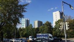 Улица Лобачевского, жилые дома 52к1, 68, 70 и 78, Москва, 25.08.2019 г.JPG