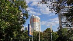 Жилая высотка на проспекте Вернадского 63, Москва, 25.08.2019 г.JPG