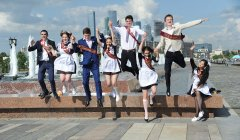 Young Russian girls, high school gradiaters 172.JPG