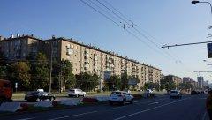 Жилой дом, проспект Вернадского, 9:10, Москва, 25.08.2019 г..JPG