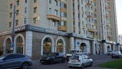 Супермаркет  Мираторг на Ломоносовском проспекте 25к2, Москва, 25.08.2019 г..JPG