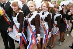 Young Russian girls, high school gradiaters 194.JPG