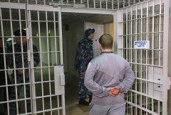 Kresty Prison, Saint Petersburg, Russia. Кресты. 23.jpg