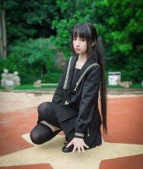 Что может считаться символом женской красоты - волшебная хрупкость и нежность юных девочек-японок? 36.JPG