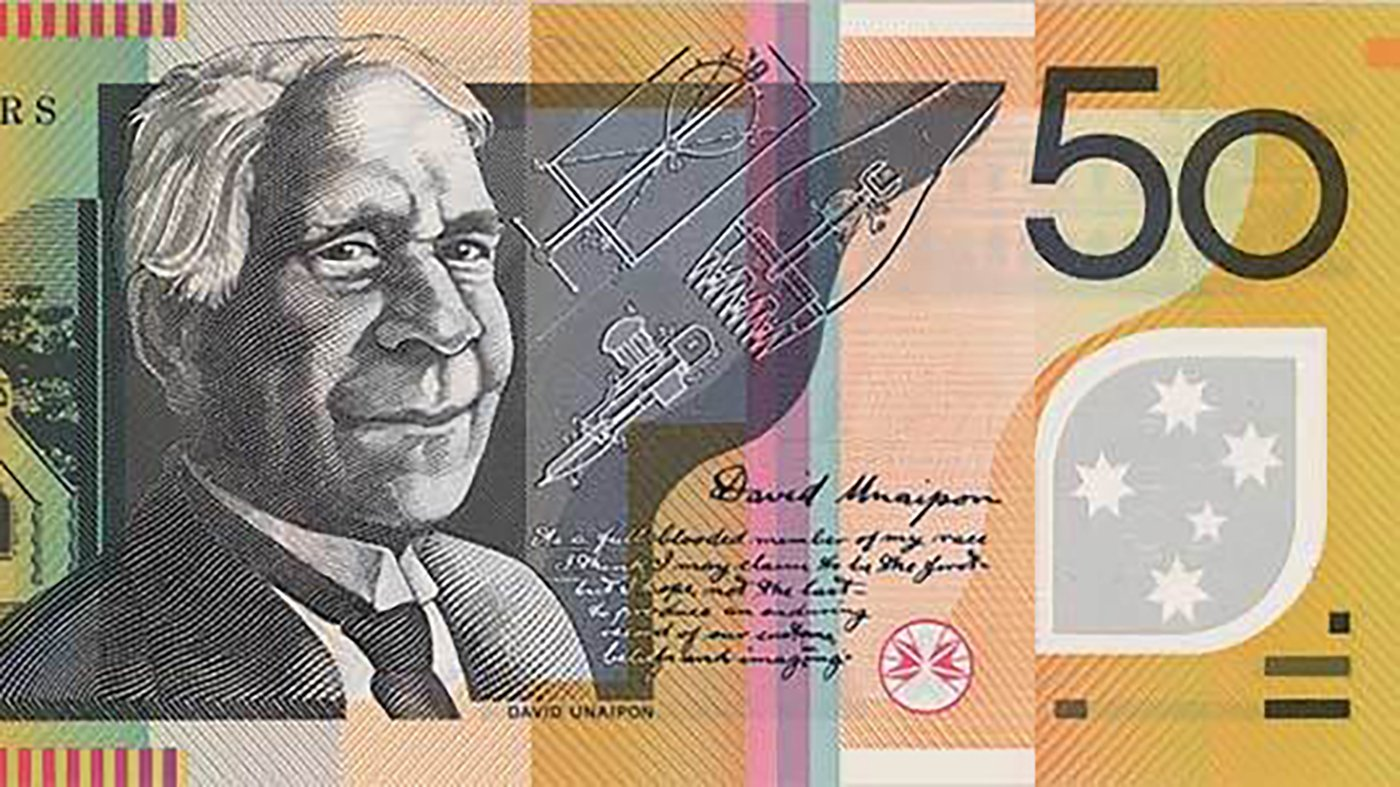 David Unaipon fifty dollar note-Australian-Immigration-department-Home-Affairs-job-rospersonal-Mikhaylov-Evgeny-Matveevich-Immigration-Agent-Moscow.jpg