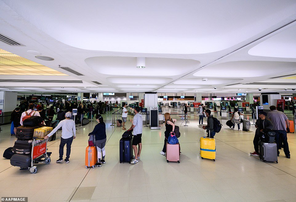 Airport passengers-social distancing–Sydney Airport-Australian-Immigration-department-Home-Affairs-job-rospersonal-Mikhaylov-Evgeny-Matveevich-Immigration-Agent-Moscow.jpg