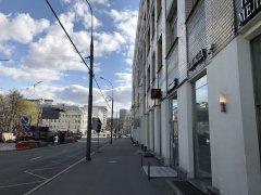 Москва, Басманный район,вокруг и около Комсомольской площади в период самоизоляции, рабочий день 21 апреля2020 г. 5.jpeg
