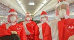 AirAsia, Malaysia showed coronavirus uniform for stewardesses.jpg