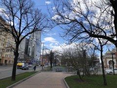 Москва, Басманный район,вокруг и около Комсомольской площади в период самоизоляции, рабочий день 21 апреля2020 г..jpeg