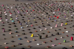 2,000 childrens' shoes in an empty Trafalgar Square-immigration-job-rospersonal-Mikhaylov-Evgeny-Matveevich-Immigration-Agent-Moscow.png