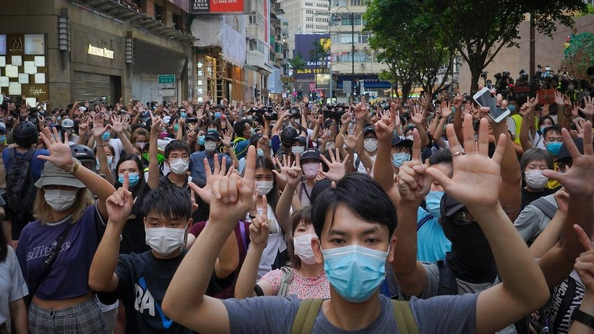 Protesters rally against the new national security law on the 23rd anniversary of Hong Kong 2.jpeg