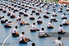 Школы Таиланда открываются вновь, с соблюдением строгих правил гигиены.jpg