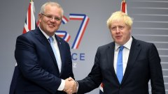 Prime Minister Scott Morrison and Britain's Prime Minister Boris Johnson-visa-news-rospersonal-Mikhaylov-Evgeny-Matveevich-Immigration-Agent-Moscow.jpeg