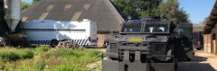 Netherlands Cocaine laboratory which police say is the largest in the Netherlands.jpg