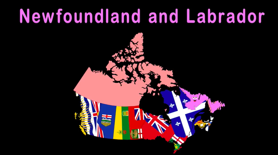 Рассказ о городах Канады, провинция Newfoundland and Labrador