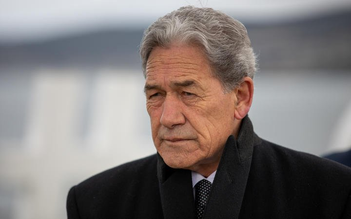 New Zealand First leader Winston Peters says its rural visa scheme would require foreign workers to stay in their specified place of settlement until they become permanent residents.jpg