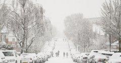 snow fell over the weekend in London.jpg