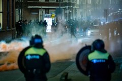 Rotterdam, Netherlands. Riots against the curfew imposed in the country-visa-news-rospersonal-Mikhaylov-Evgeny-Matveevich-Immigration-Agent-Moscow.jpg