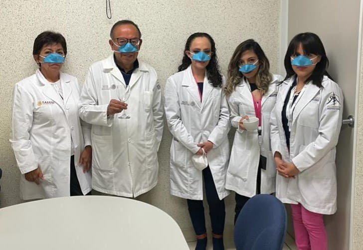 Mexico creates nose mask to protect while eating.jpg