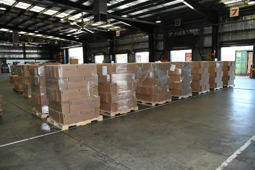 A huge consignment of drugs confiscated in Australia.jpg