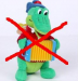 Не крокодил
